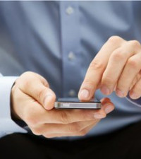 Yes, text messages can be evidence