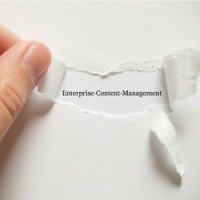 Gartner's 2012 Magic Quadrant for Enterprise Content Management (ECM)