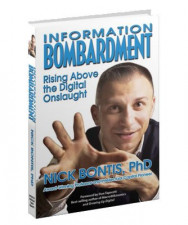 Book Review:  Information Bombardment, Nick Bontis