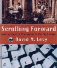 Book Review: Scrolling Forward, David Levy