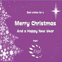 Merry Christmas from Ergo!