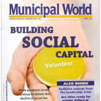 Information Governance — New Article in Municipal World